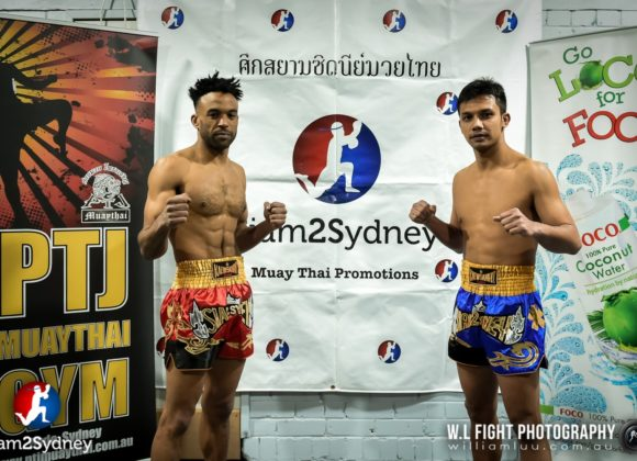 On weight and ready for tinght